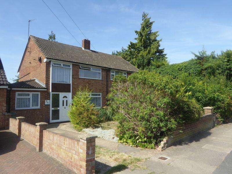 4 Bedrooms Semi Detached House for sale in Linden Road, Dunstable
