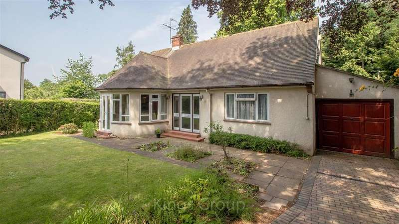4 Bedrooms Detached Bungalow for sale in Hagsdell Road, Hertford