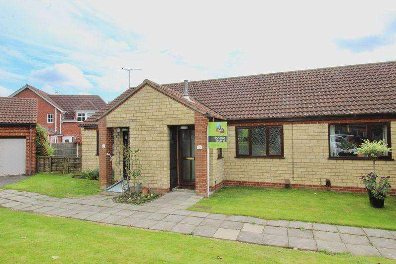 1 Bedroom Bungalow for sale in Meadowlake Close, Lincoln