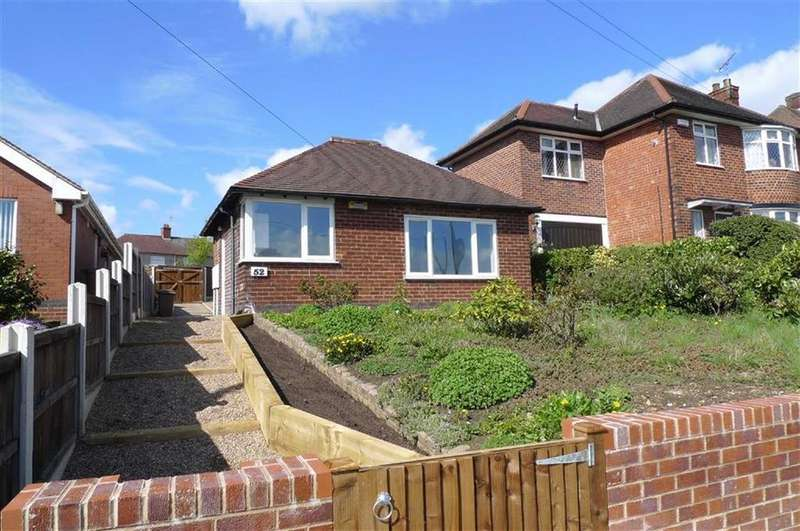 2 Bedrooms Detached Bungalow for sale in Derby Road, Ilkeston, Derbyshire