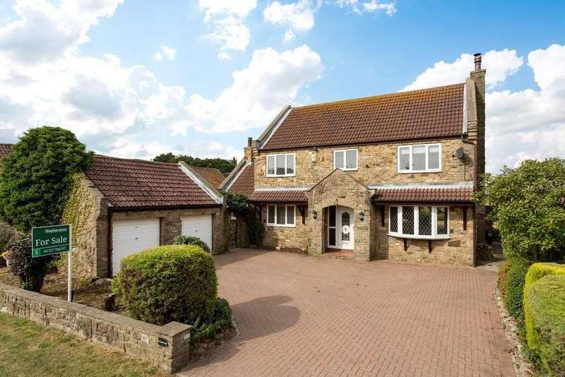 4 Bedrooms Detached House for sale in Roe Lane, Birkin, Knottingley