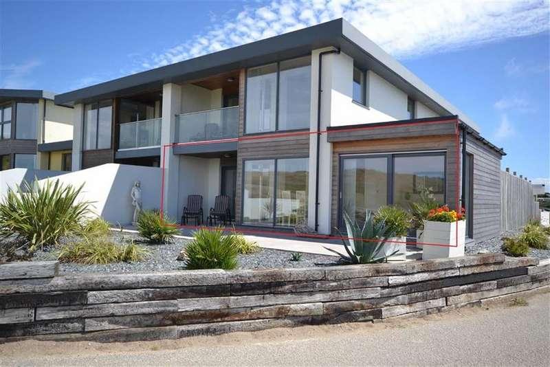 2 Bedrooms Apartment Flat for sale in Budnic Hill, Perranporth, Truro, Cornwall, TR6
