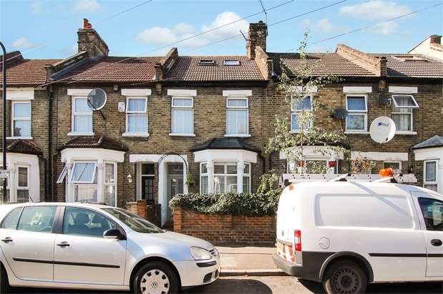 4 Bedrooms Terraced House for sale in Canning Road, Walthamstow, London