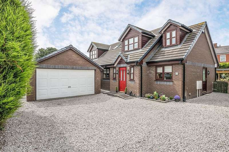 3 Bedrooms Detached House for sale in Greenslate Road, Billinge, Wigan, WN5