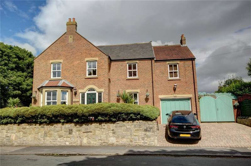 4 Bedrooms Detached House for sale in Brandon Village, Brandon, Durham, DH7