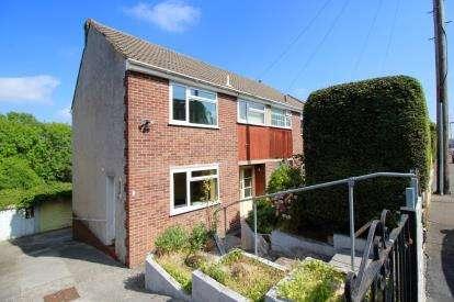 3 Bedrooms Semi Detached House for sale in Brookview Walk, Headley Park, Bristol