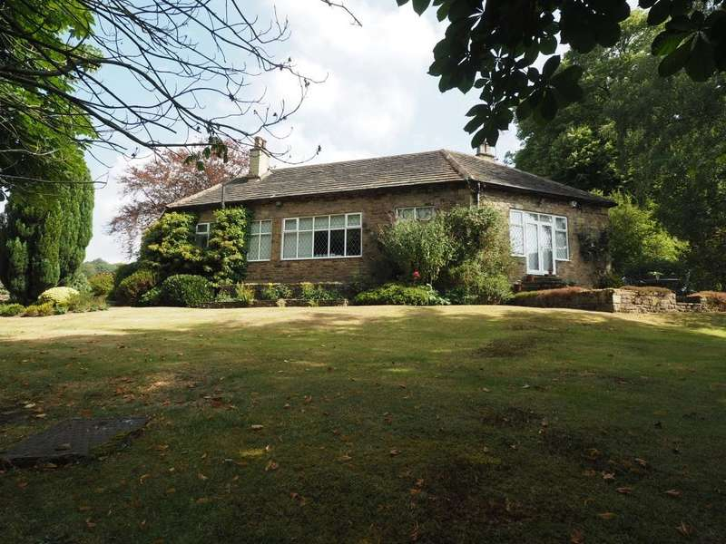 2 Bedrooms Detached Bungalow for sale in Ford Hall, Chapel-en-le-Frith, High Peak, Derbyshire, SK23 0QR