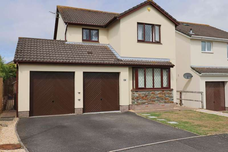 4 Bedrooms Detached House for sale in Fremington, Barnstaple