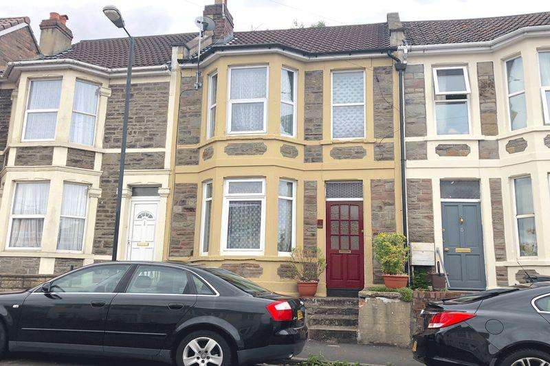 2 Bedrooms Terraced House for sale in Park Avenue, Bristol, BS5 7JB