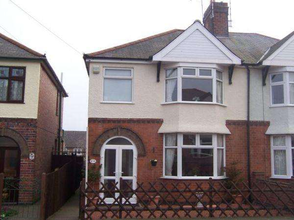 3 Bedrooms Semi Detached House for sale in Priesthills Road, Hinckley