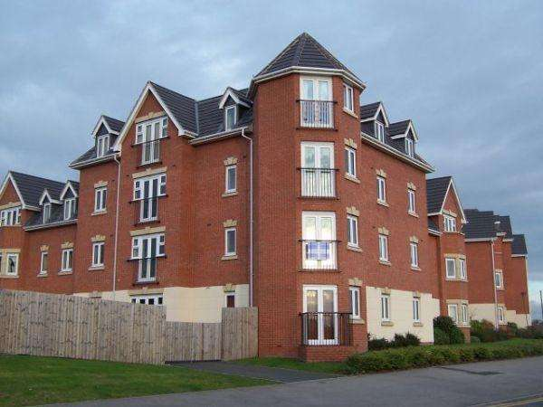1 Bedroom Flat for sale in Ashby House, Hinckley