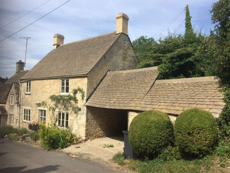3 Bedrooms Semi Detached House for sale in Calcot, Nr Northleach, Gloucestershire, GL54