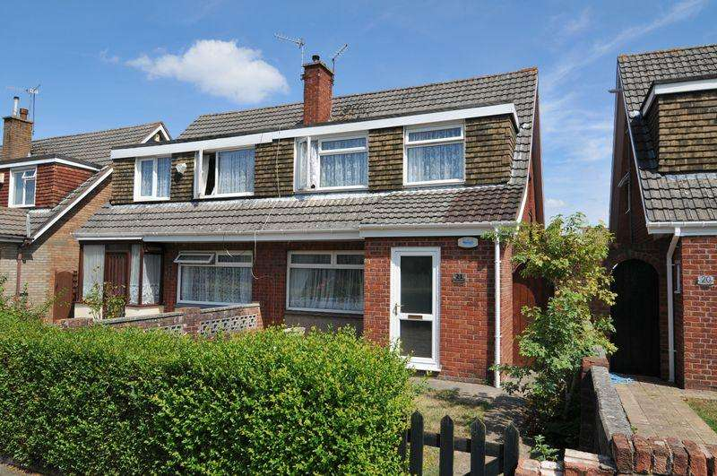 3 Bedrooms Semi Detached House for sale in Rowberrow, Whitchurch, Bristol, BS14