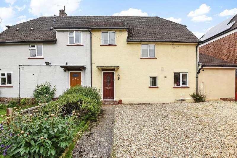 4 Bedrooms House for sale in Dene Way, Newbury, RG14