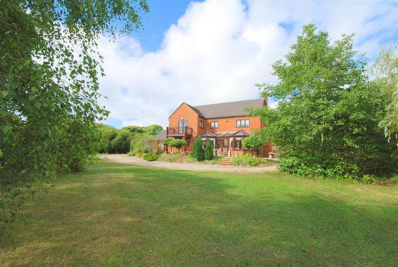 5 Bedrooms Detached House for sale in Pant-Y-Dwr, Rhayader