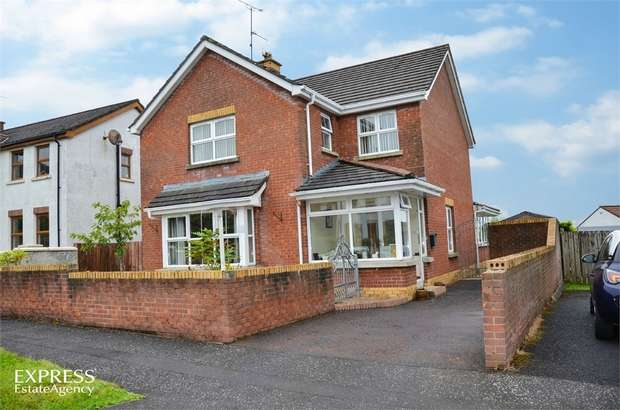 4 Bedrooms Detached House for sale in Ard Grange, Londonderry