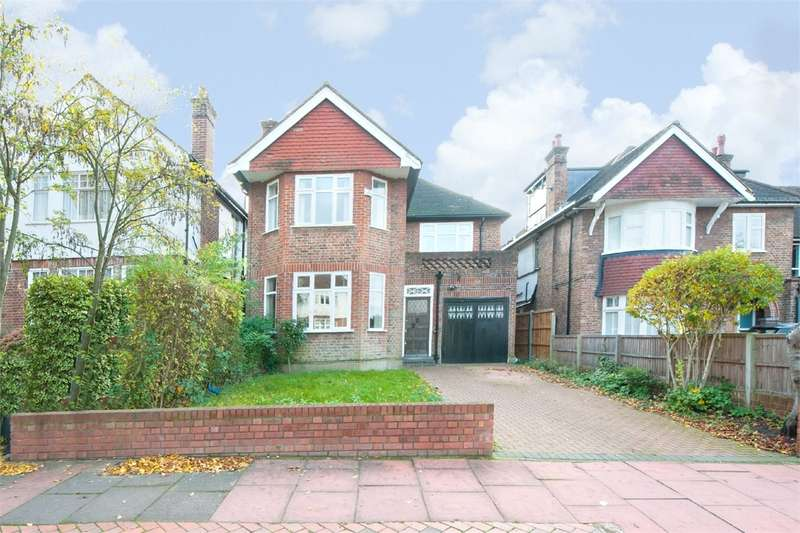 4 Bedrooms Detached House for sale in Bancroft Avenue, East Finchley, London