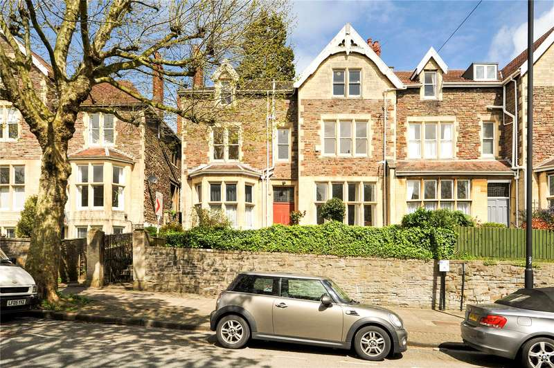2 Bedrooms Flat for sale in Redland Road, Redland, Bristol, BS6