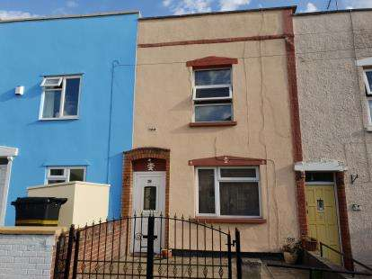 3 Bedrooms Terraced House for sale in Greenbank Road, Greenbank, Bristol