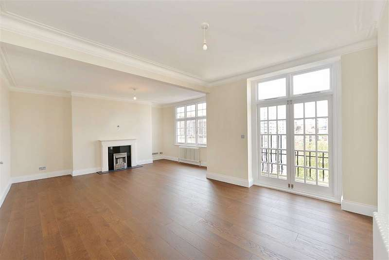 3 Bedrooms Flat for sale in Rodney Court, London, W9