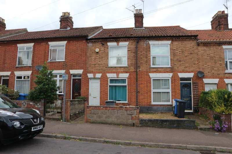 3 Bedrooms Terraced House for sale in 66 Patteson Road, Norwich, Norfolk