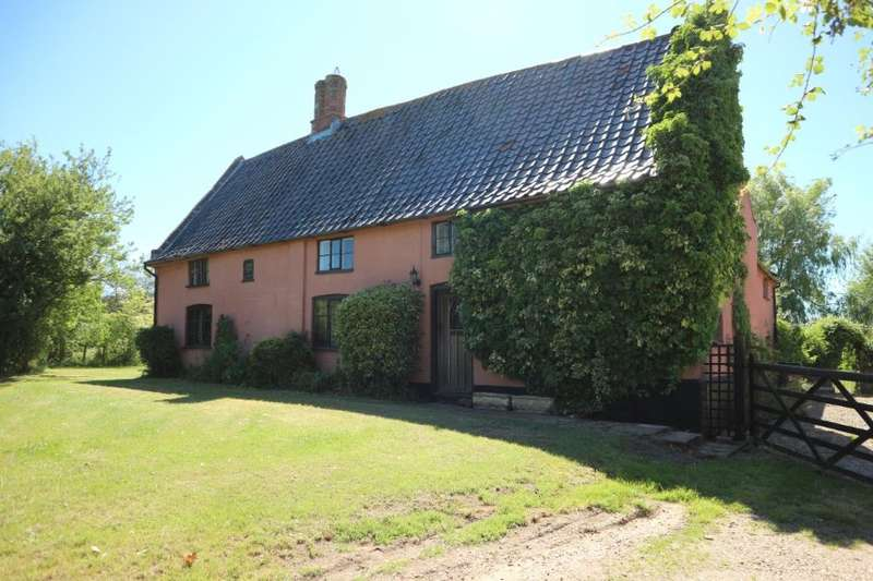 5 Bedrooms Farm House Character Property for sale in Moat Farm, Upgate Street, Bedingham, Bungay, Suffolk