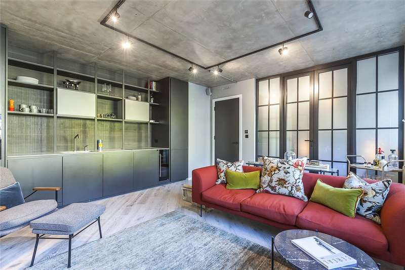 2 Bedrooms Flat for sale in Curtain Road, London, EC2A