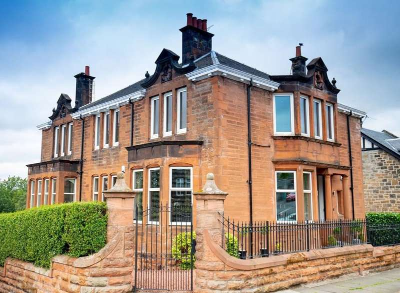 6 Bedrooms Detached House for sale in Garbrook, Blair Road, Blairhill, Coatbridge