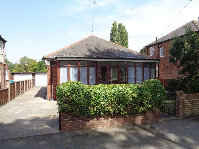 2 Bedrooms Detached Bungalow for sale in 48 Bricknell Avenue