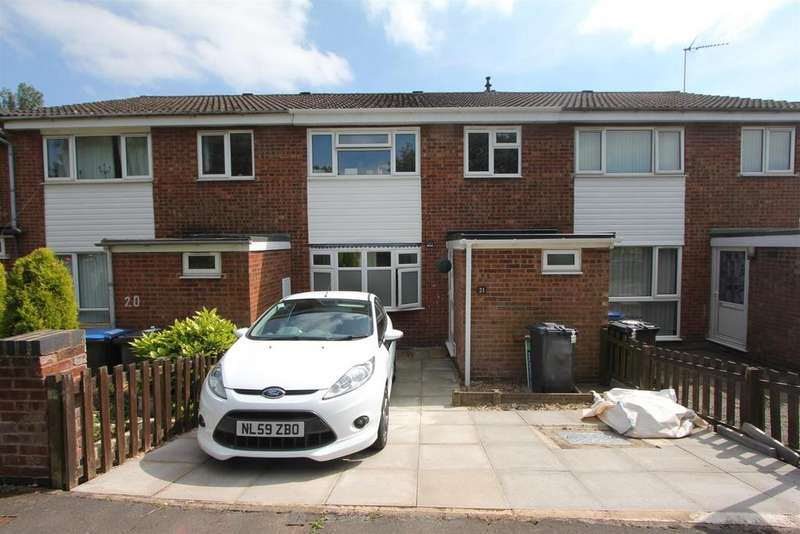 3 Bedrooms Town House for sale in Coniston Close, Earl Shilton, Leicester