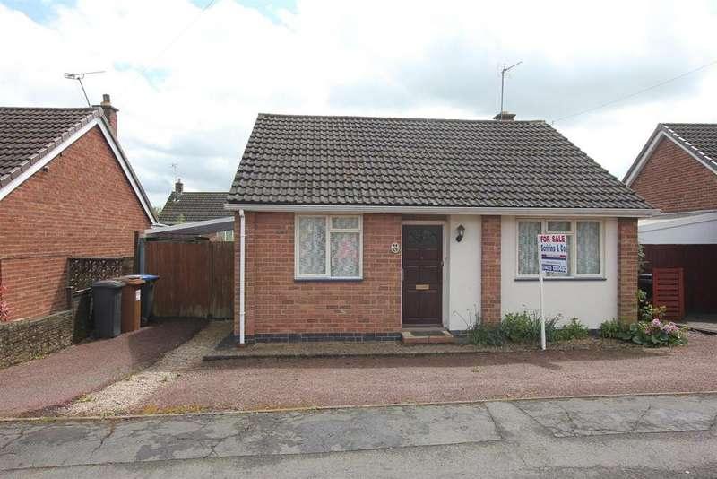 2 Bedrooms Detached Bungalow for sale in Princess Road, Hinckley