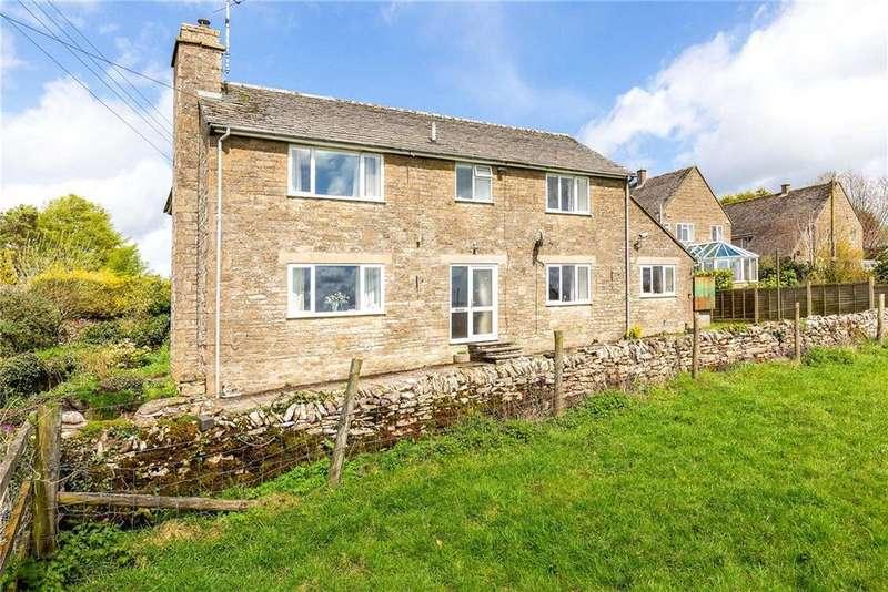 4 Bedrooms Detached House for sale in Back Lane, Winstone, Cirencester, GL7