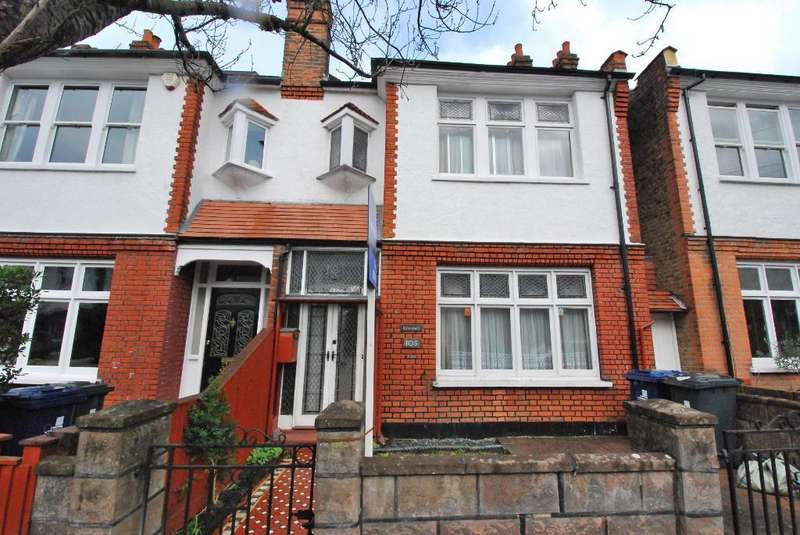 4 Bedrooms Semi Detached House for sale in Milton Road, Hanwell, London, W7 1LG