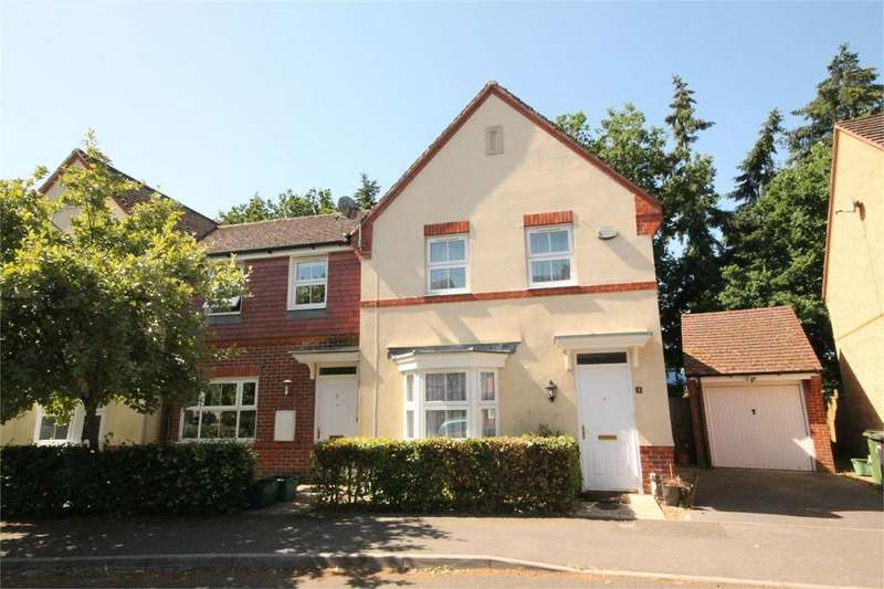 3 Bedrooms End Of Terrace House for sale in Charlottown, Newbury, RG14