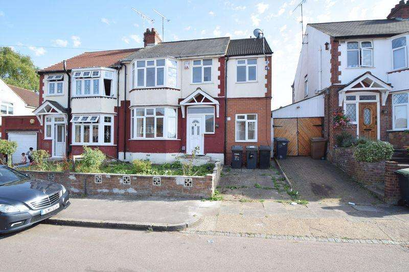 5 Bedrooms Semi Detached House for sale in Black Swan Lane, Luton