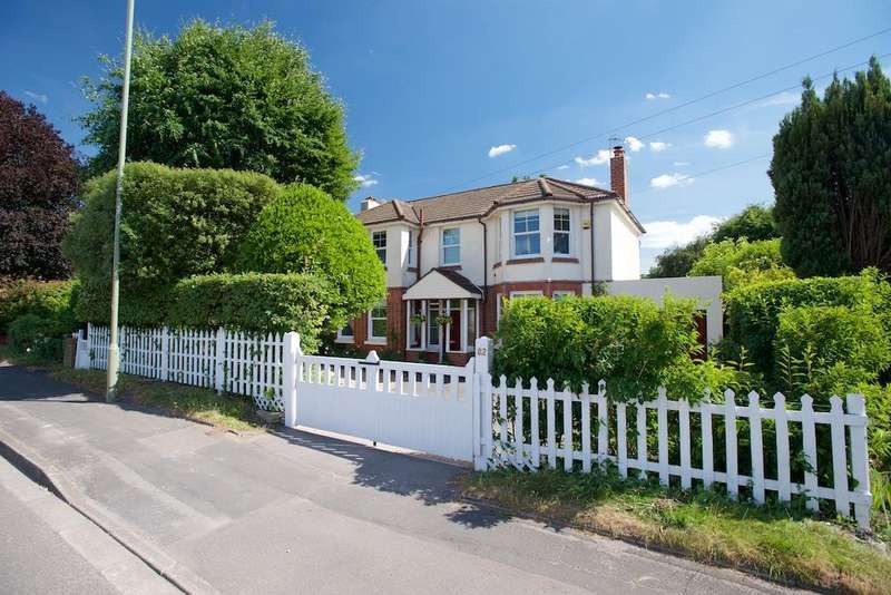 4 Bedrooms Detached House for sale in Stakes Road, Purbrook