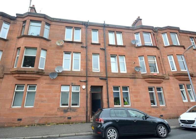 1 Bedroom Flat for sale in Gavinburn Street Old Kilpatrick, G60 5JN
