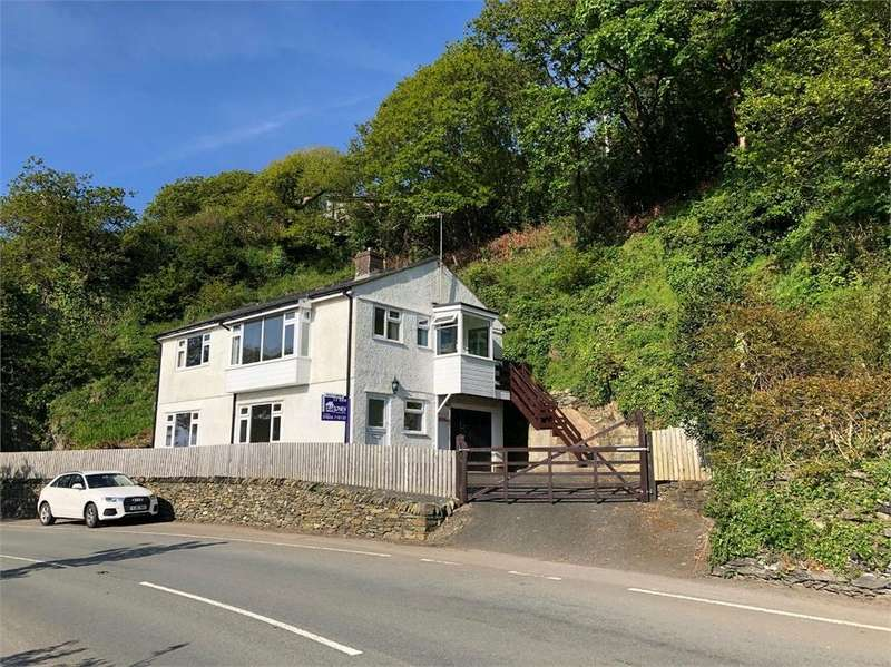 4 Bedrooms Detached House for sale in Fairbourne, Gwynedd