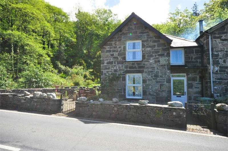 3 Bedrooms Cottage House for sale in Arthog, Gwynedd, Wales