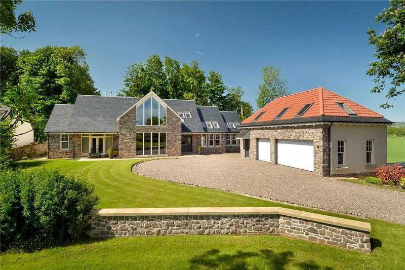 4 Bedrooms Detached House for sale in The Lodge, Burnbrae, Kinross, Perth and Kinross, KY13