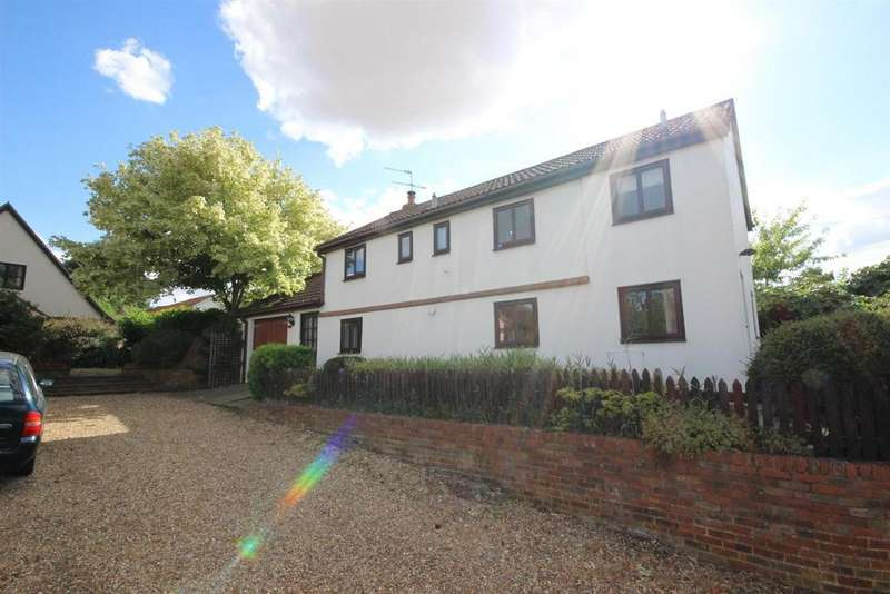4 Bedrooms Detached House for sale in Grange Road, Felmersham