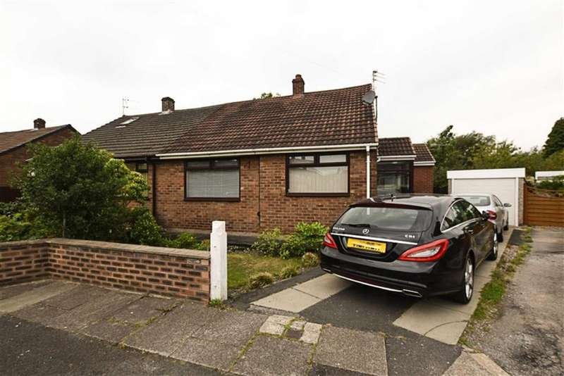 2 Bedrooms Semi Detached Bungalow for sale in Clive Street, Ashton-under-lyne
