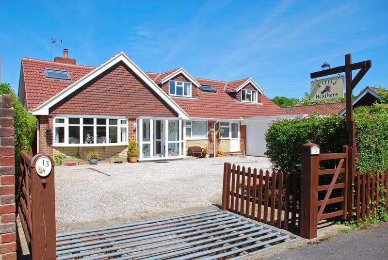 5 Bedrooms Detached House for sale in Whitemoor Road, Brockenhurst, SO42
