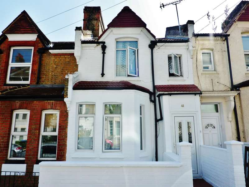 5 Bedrooms Terraced House for sale in Vicarage Park, London , SE18 7SU