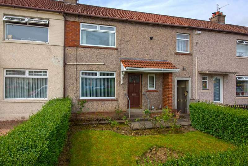 3 Bedrooms Terraced House for sale in Annick Place, 97 John Finnie Street, Kilmarnock KA1