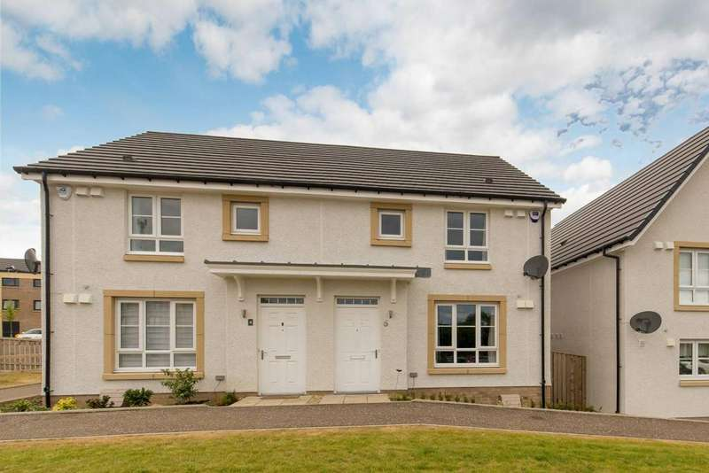 3 Bedrooms Semi Detached House for sale in 6 Craws Close, South Queensferry, EH30 9BF