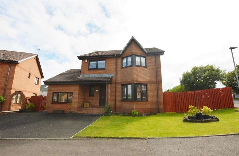 4 Bedrooms Detached House for sale in 7 South Isle Road, ARDROSSAN, KA22 7PX