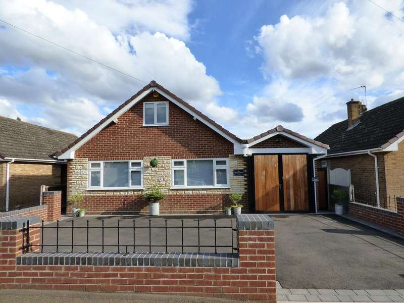 4 Bedrooms Detached Bungalow for sale in 4 Spinney Farm Road, Cannock, WS11 1QZ