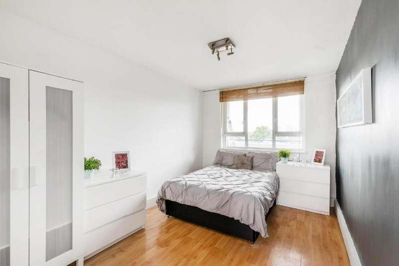 1 Bedroom Flat for sale in Central Street, Clerkenwell