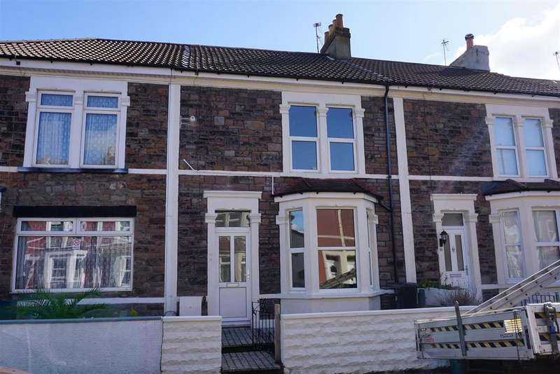 2 Bedrooms Terraced House for sale in Highworth Road, St Annes, Bristol
